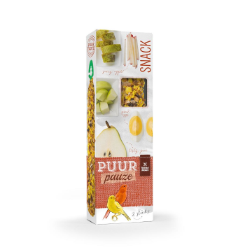 PUUR Stick Fruit & Egg 60g